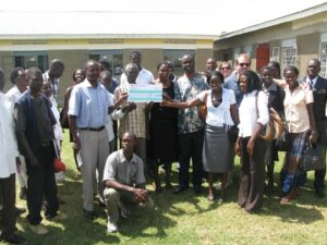 A Christmas of Giving for Village Enterprise Uganda