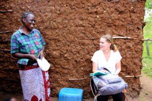 Through Heidi's Lens: Mary Nabwera