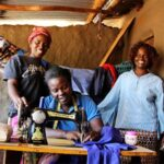 Village Enterprise sewing business