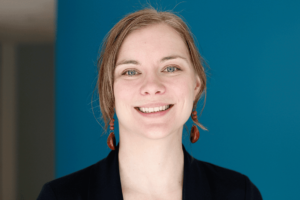 Meet Celeste Brubaker, Director of Monitoring, Evaluation, and Learning