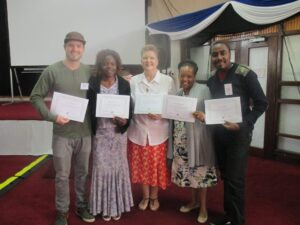 Linnet Ayuma Participates in Global Women's Leadership Network Training