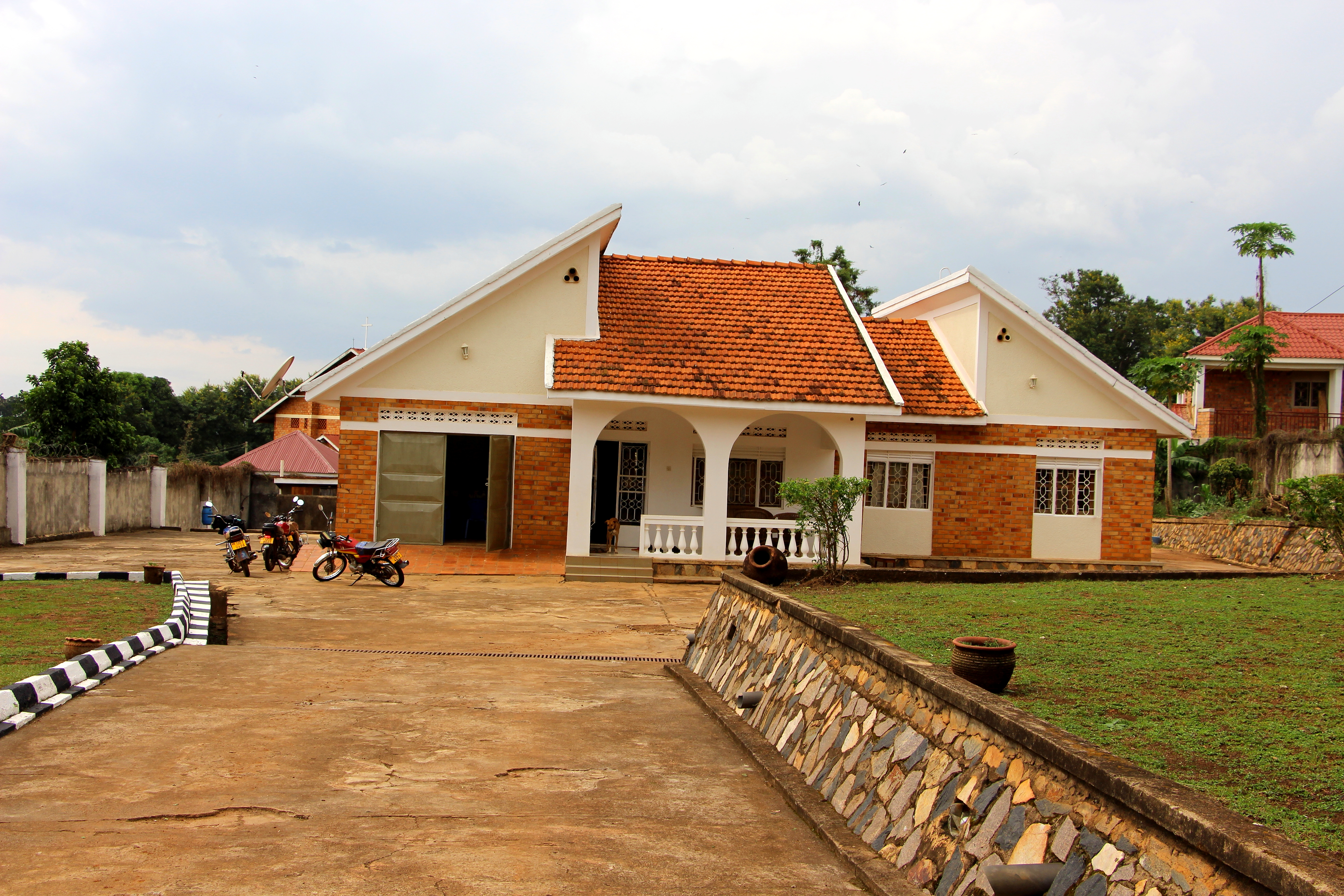 The Village Enterprise Hoima office.
