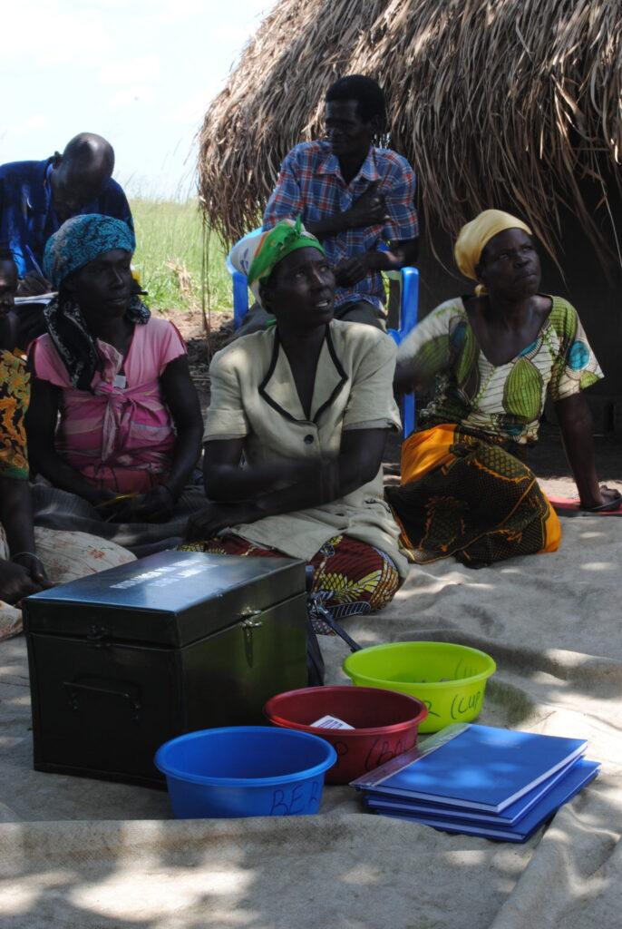 Village Enterprise Savings Group Training Nwoya, Uganda