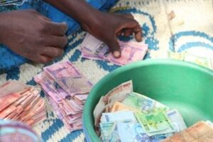Two birds with one stone; building resilience and community through savings groups