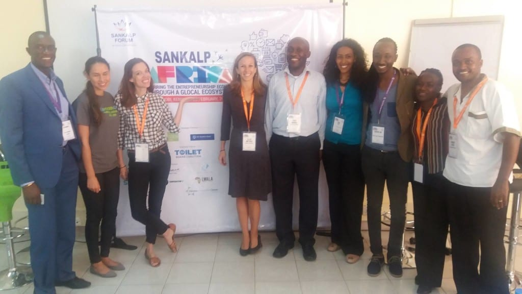 Village Enterprise and Lwala Alliance staff