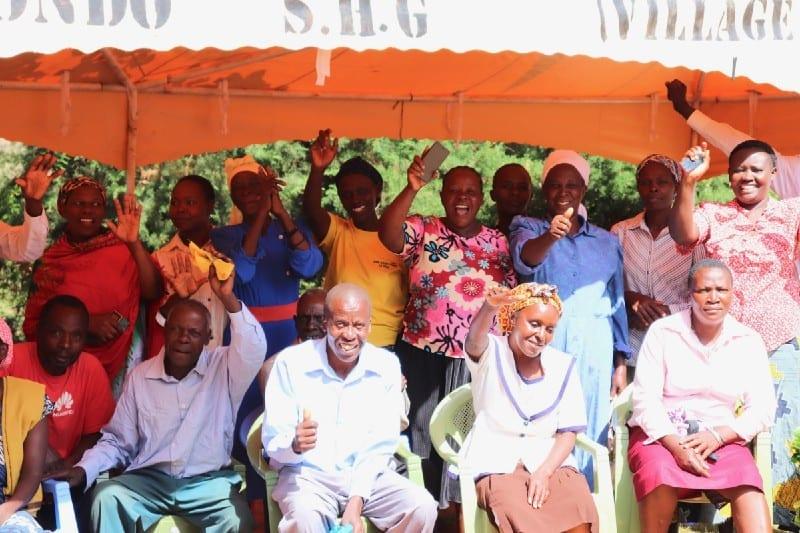 Liondo Business Savings Groupmembers Village Enterprise