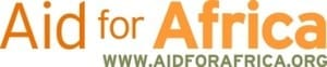 Aid for Africa logo