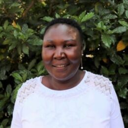 Carolyn Wafula