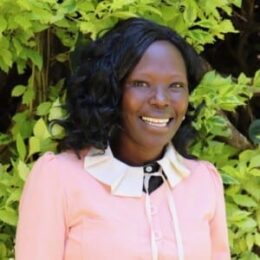 Eunice Kiombe