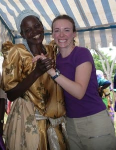 Kiva Co-Founder Jessica Jackley and an African woman