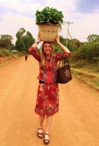 Dianne Calvi, Village Enterprise CEO