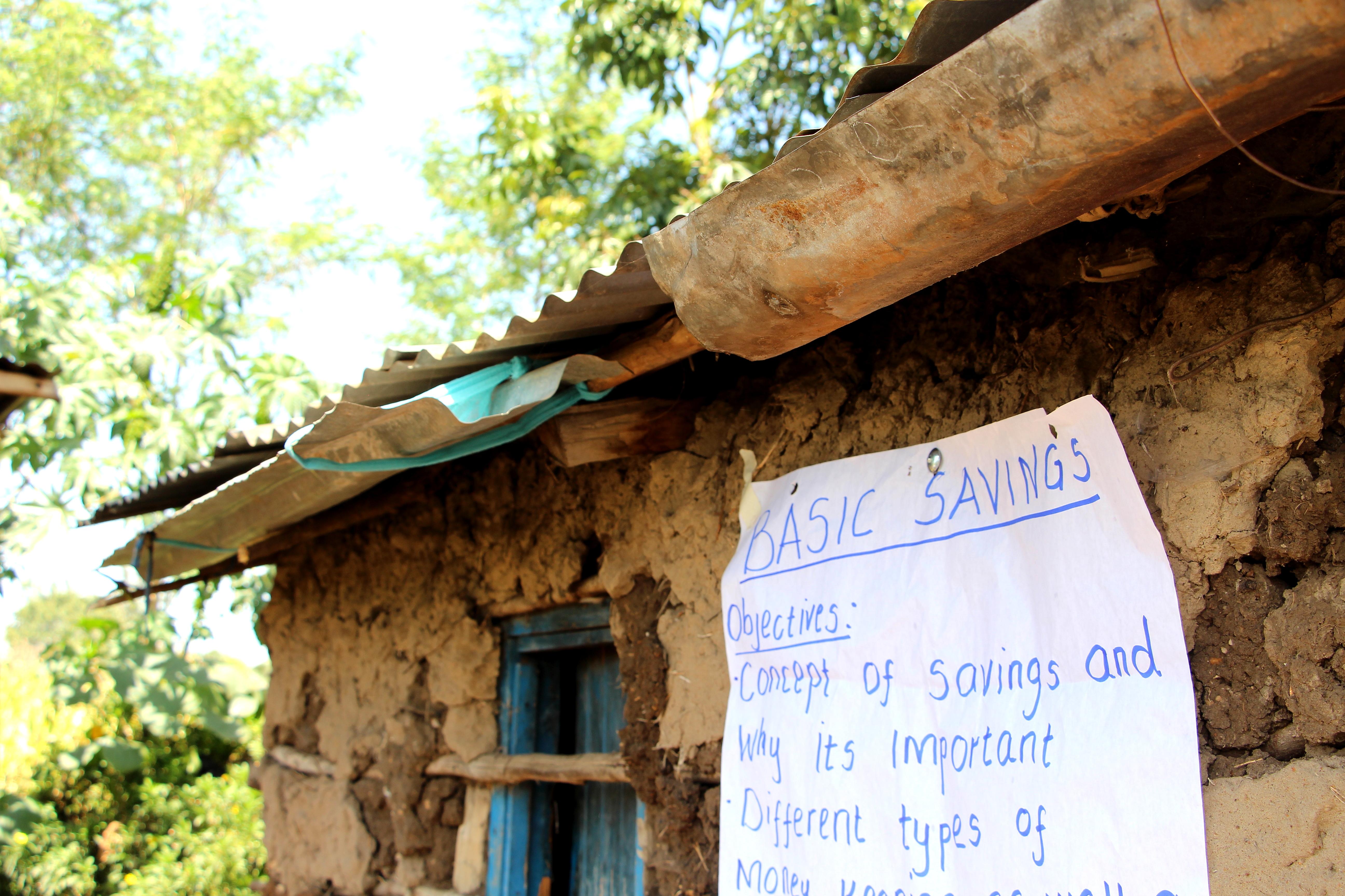 Village Enterprise basic savings training