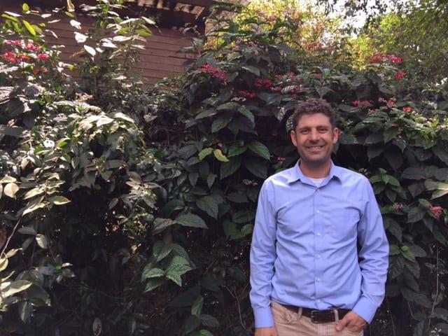 Village Enterprise Chief Operating Officer, Zach Hoins