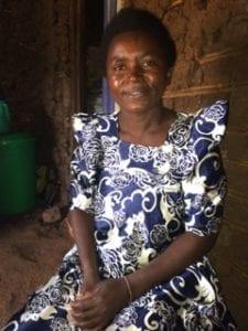 Joyce Kyalisiima, Village Enterprise business owner