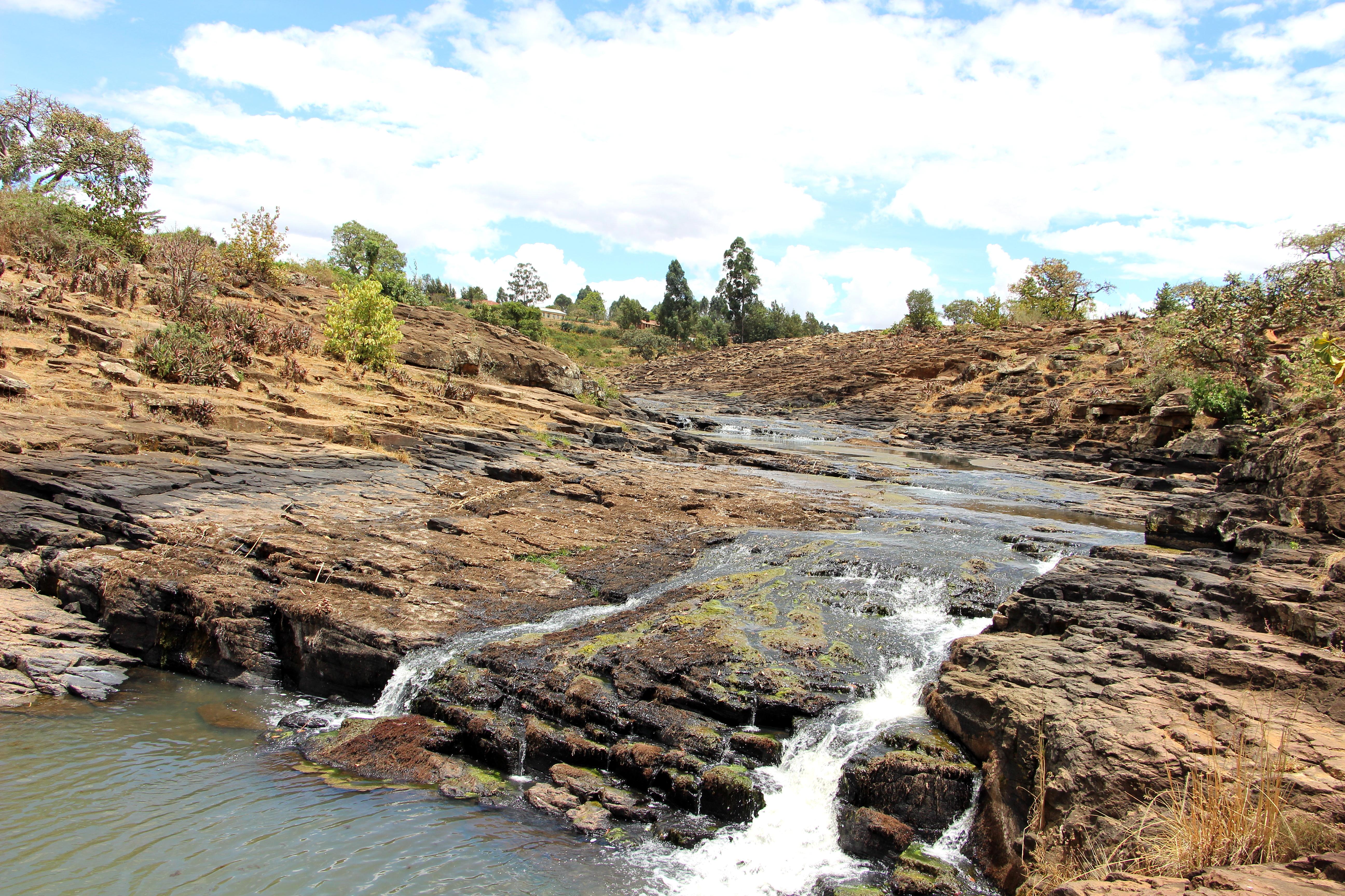 A river Soy, Kenya