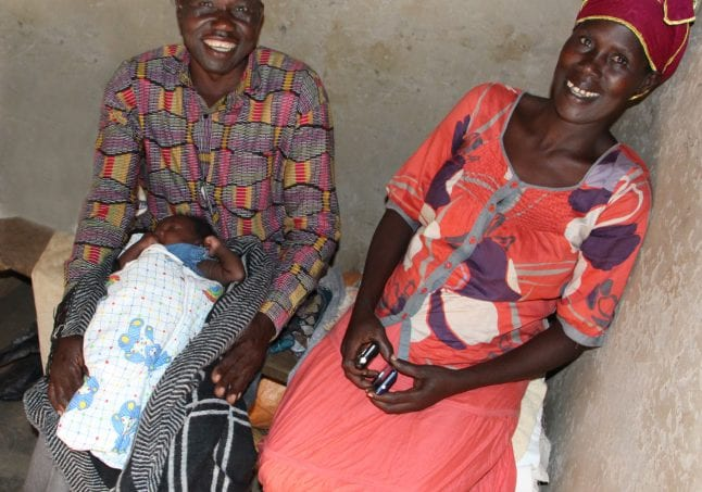 A Ugandan Father Intentionally Breaking the Mold